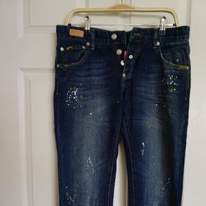 NWT Men's DSQUARED2 Denim in Size W 31